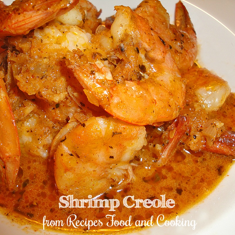 Shrimp Creole Recipe — Dishmaps