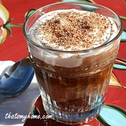 Chocoate Pudding
