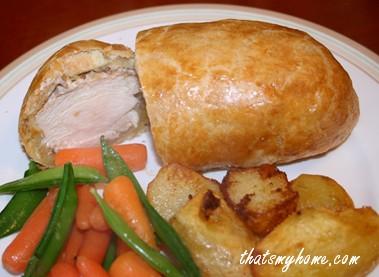 Chicken Boursin