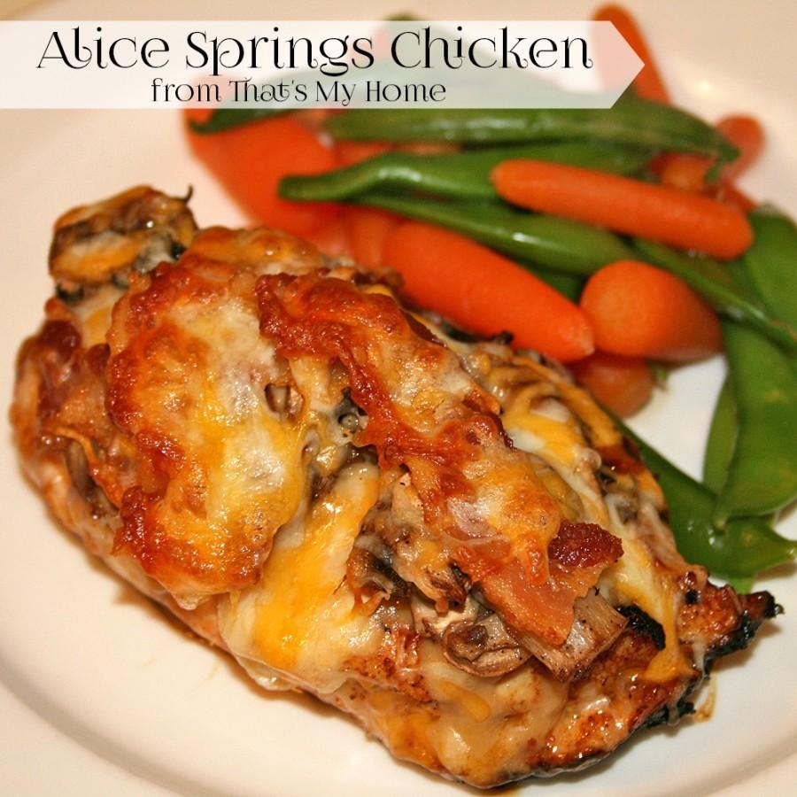 Alice Springs Chicken
