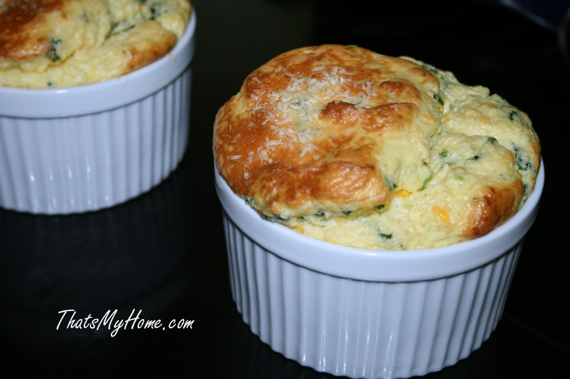 Cheese Souffle - Recipes Food and Cooking