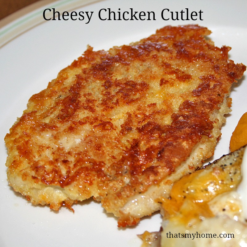 Cheesy chicken cutlets recipes food and cooking cheesy chicken cutlets forumfinder Choice Image