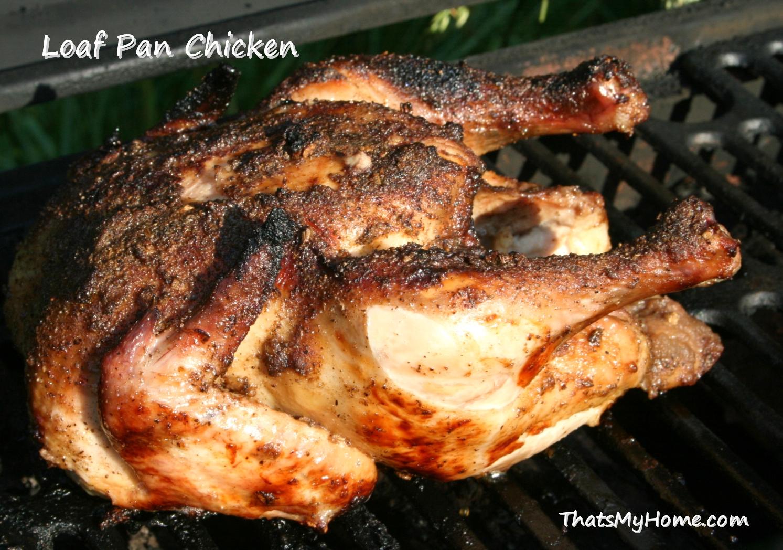 Loaf Pan Chicken