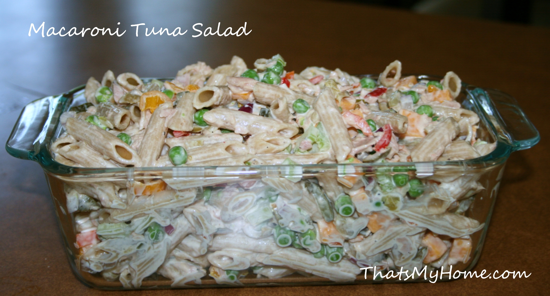 Macaroni Tuna Salad Recipes Food And Cooking