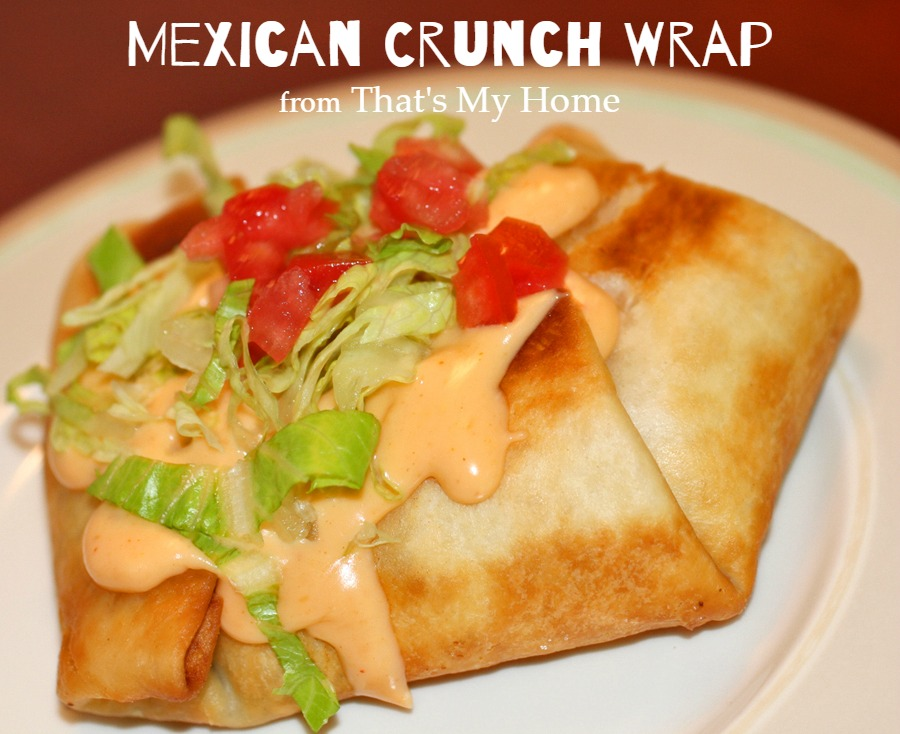 Mexican Crunch Wrap