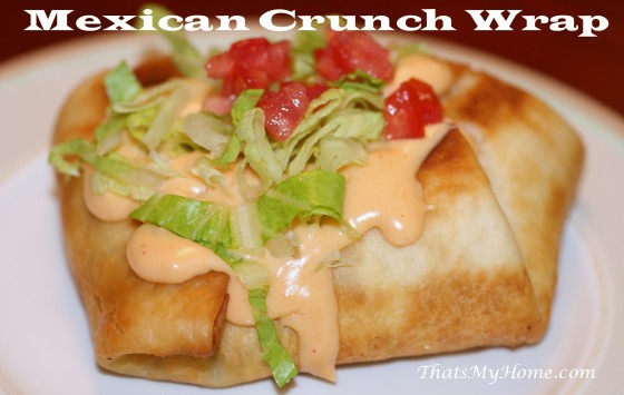 mexican-crunch-wrap