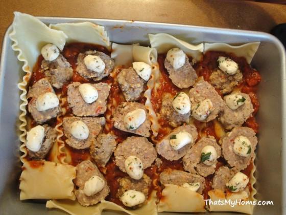 meatball-lasagna
