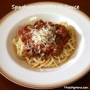 spaghetti and meat sauce recipe