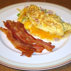 Western Omelet - Recipes Food and Cooking