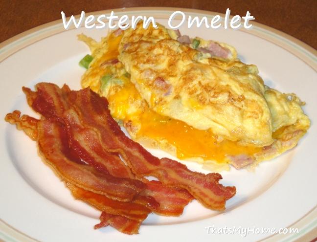western omelet recipe