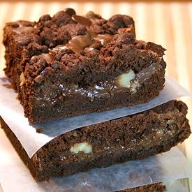 chocolate truffle bars recipe