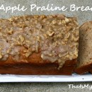 Apple Praline Bread from Recipes, Food and Cooking