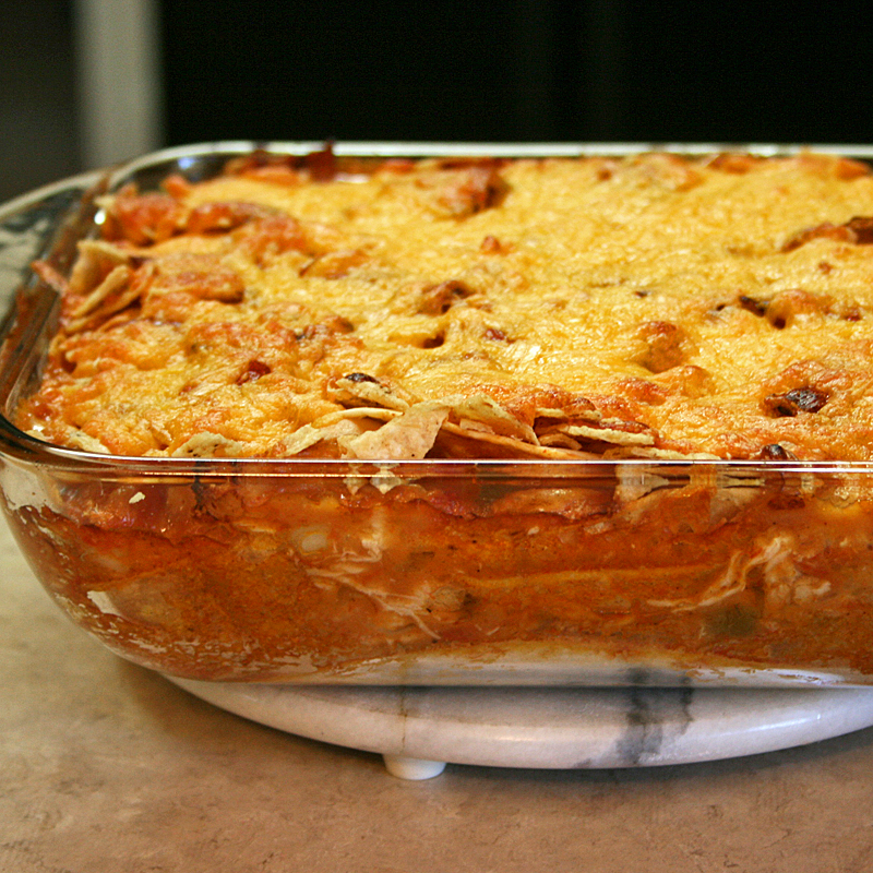 Mexican Casserole - Recipes Food and Cooking