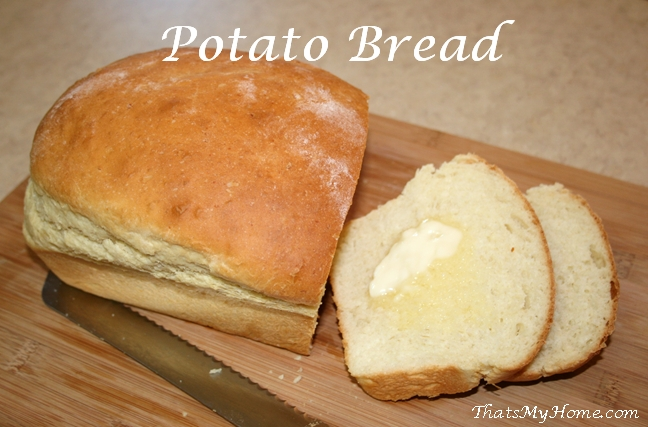 Potato Bread - Recipes Food and Cooking