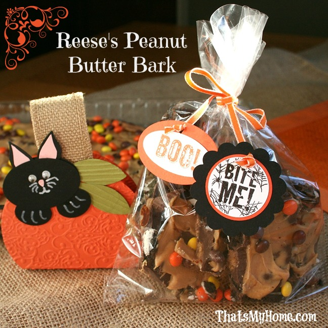 peanut butter oreo bark recipe