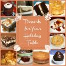 holiday dessert round up