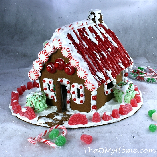 recipe: small gingerbread house recipe [19]