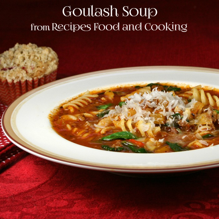 Goulash soup recipes food and cooking goulash soup forumfinder Images