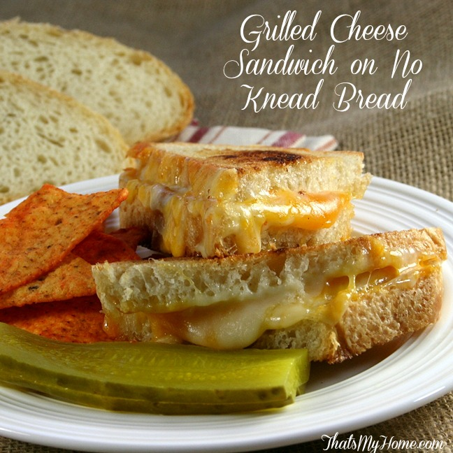 grilled cheese sandwich from recipes, food and cooking