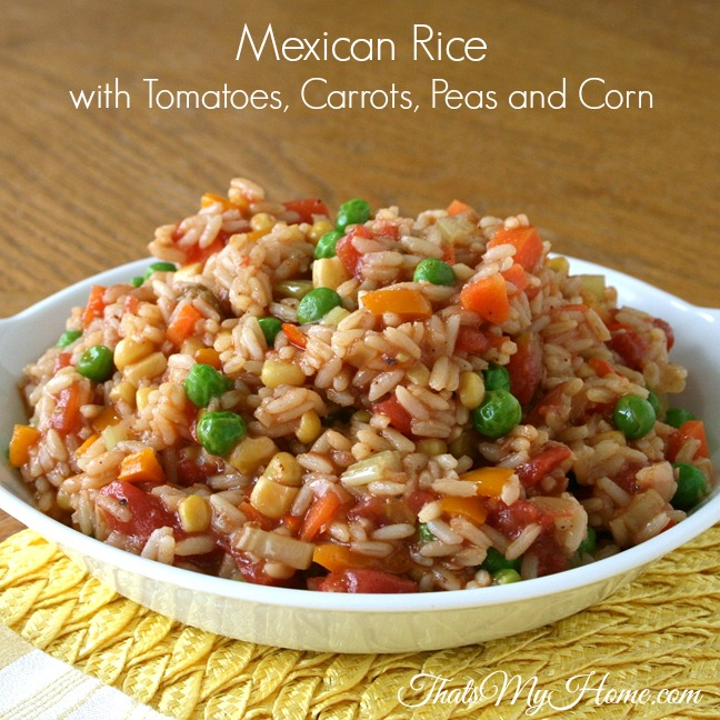 Best ever mexican rice recipes food and cooking cod with cilantro vinaigrette forumfinder Gallery