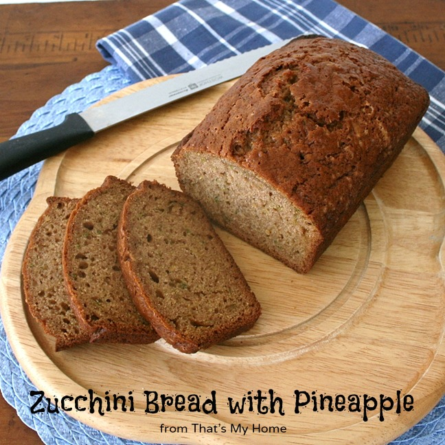 Zucchini Bread from Recipes, Food and Cooking