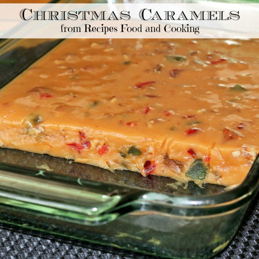 Christmas Caramels