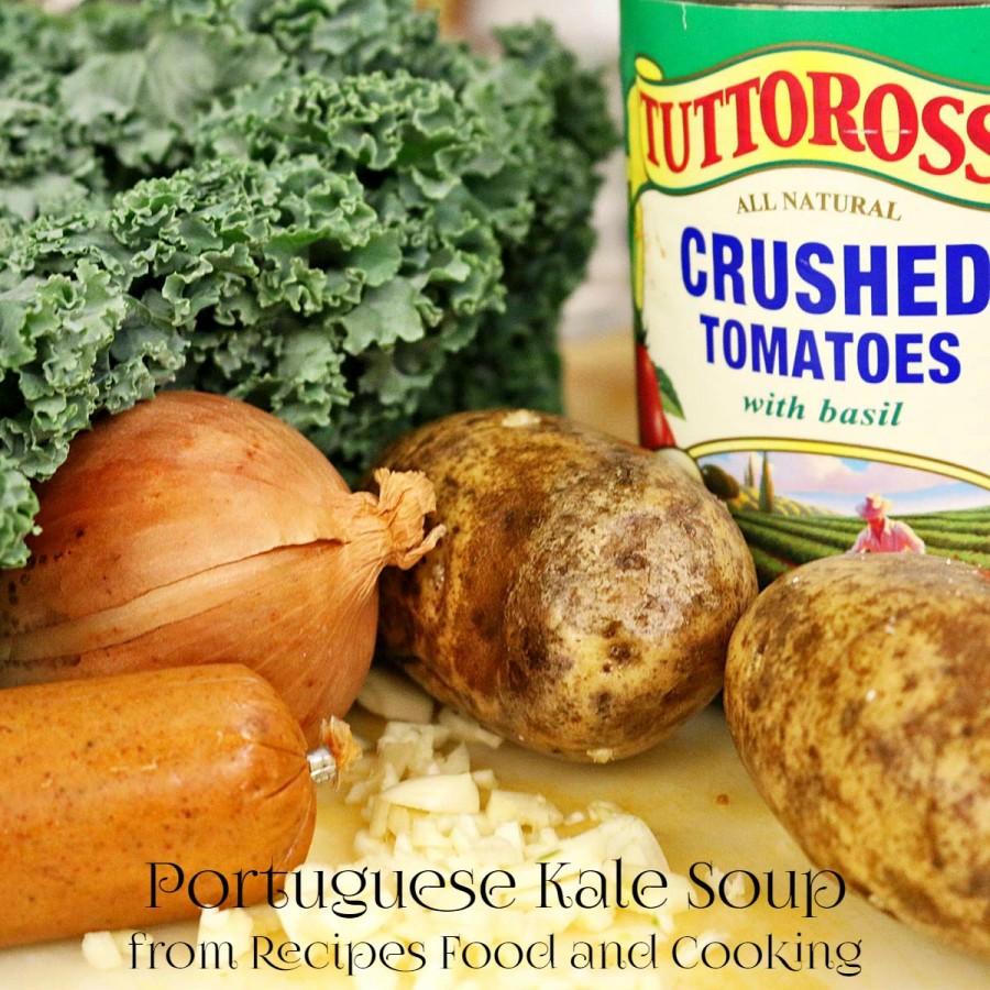 Portuguese Kale Soup