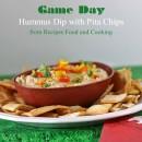Game Day Hummus Dip
