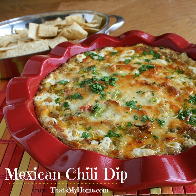 Mexican Chile Dip