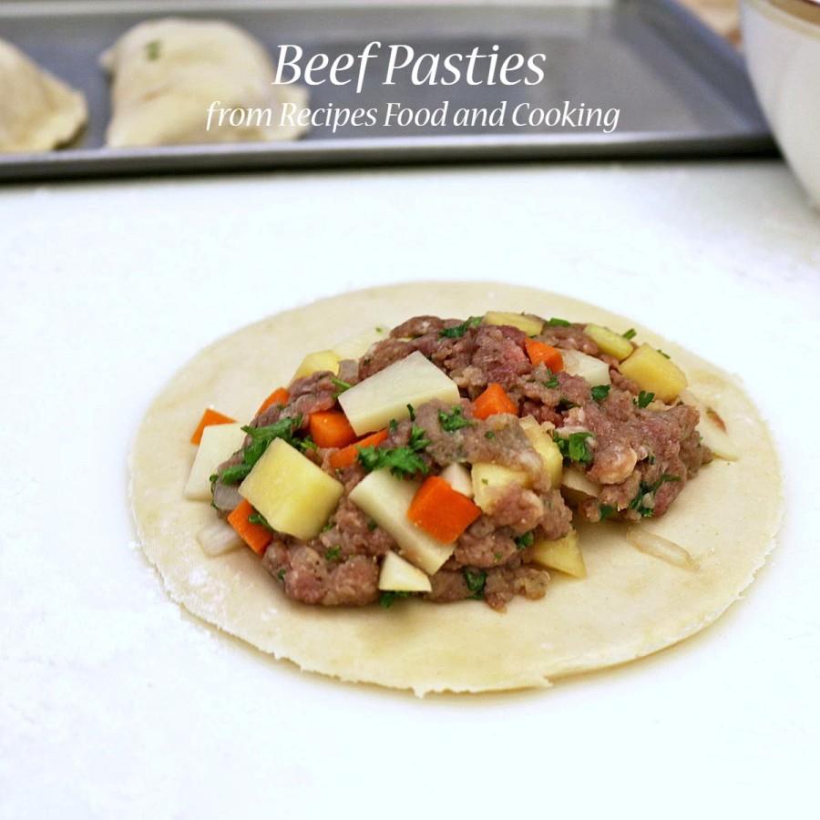 UP Beef Pasties