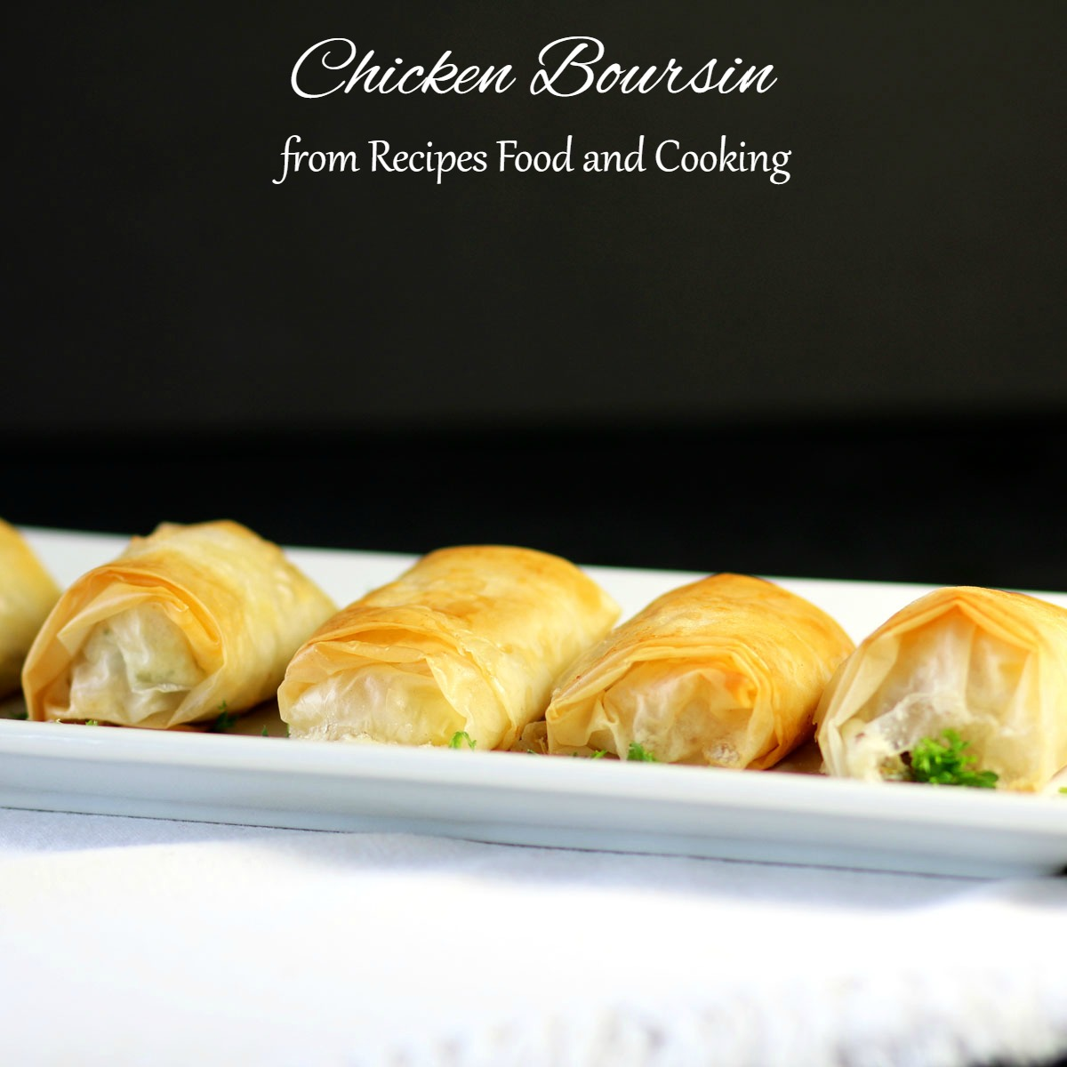 Chicken Boursin for #SundaySupper