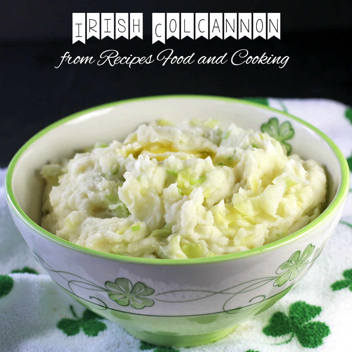 Irish Colcannon - Recipes Food and Cooking