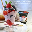 Raspberry Fruit Parfait