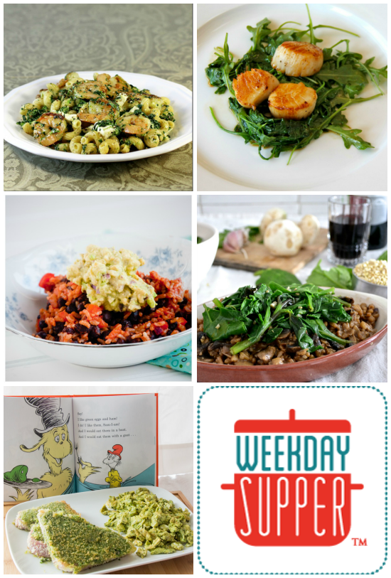 Weekday-Supper-March-23-through-27