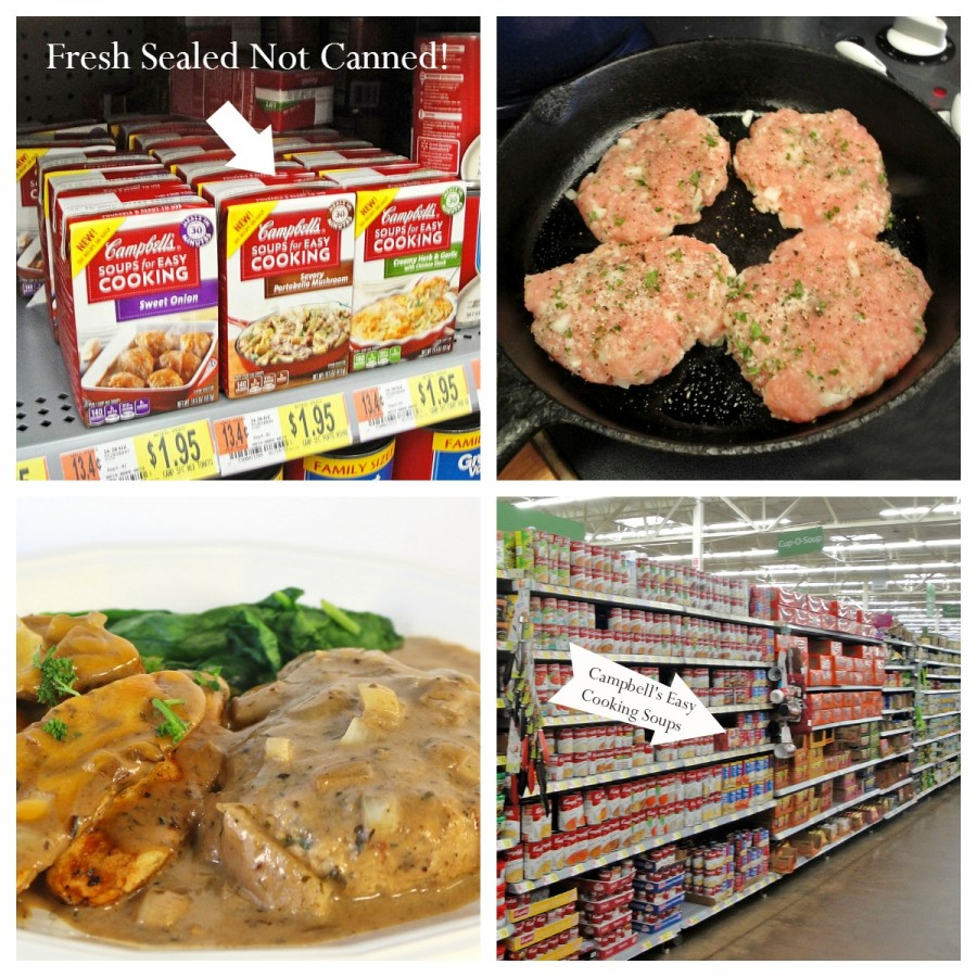 Ground Turkey Salisbury Steaks