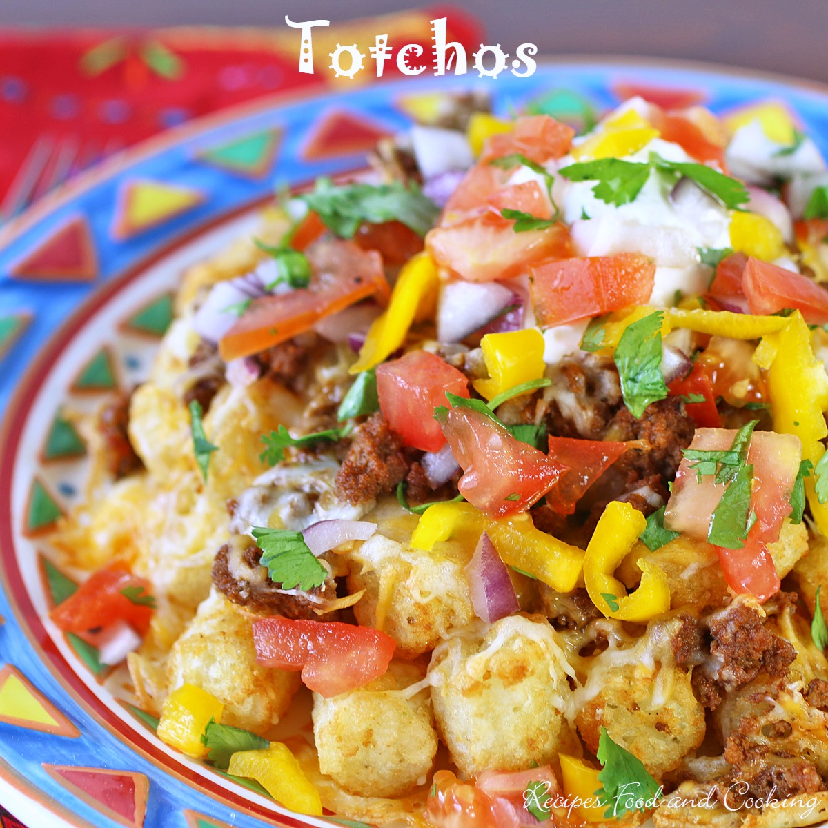 Totchos recipes food and cooking for What can you cook with ground beef
