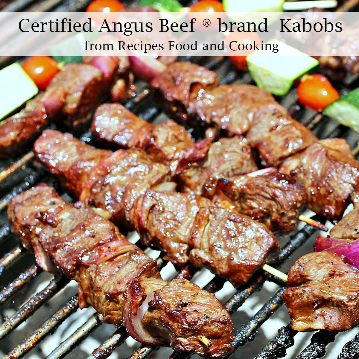 Certified Angus Beef ® brand Kabobs