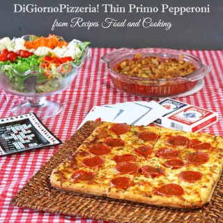 DiGiorno Pizzeria! Thin