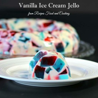 Vanilla Ice Cream Jello