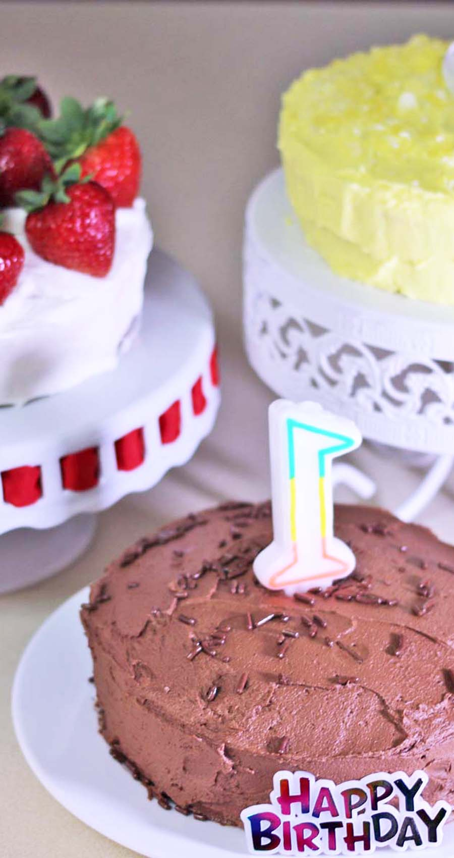Perfect Size Cakes Recipes Food And Cooking