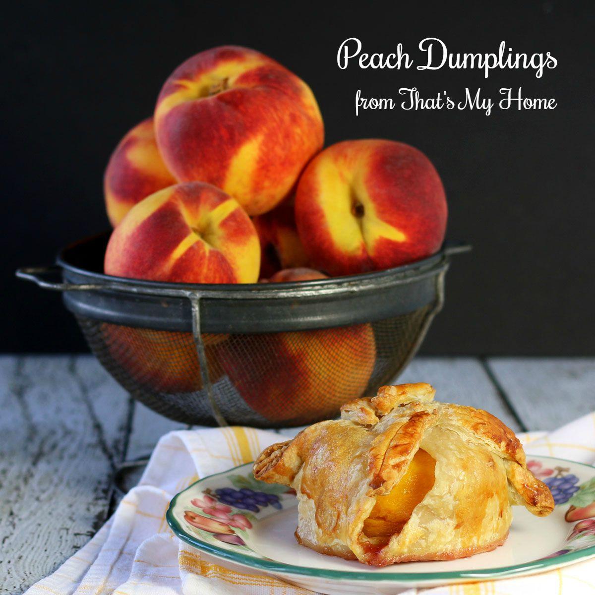 Old fashioned apple dumpling recipe 77