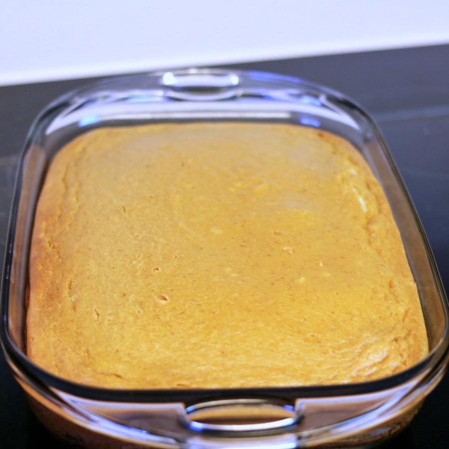 Pumpkin Ooey Gooey Butter Cake