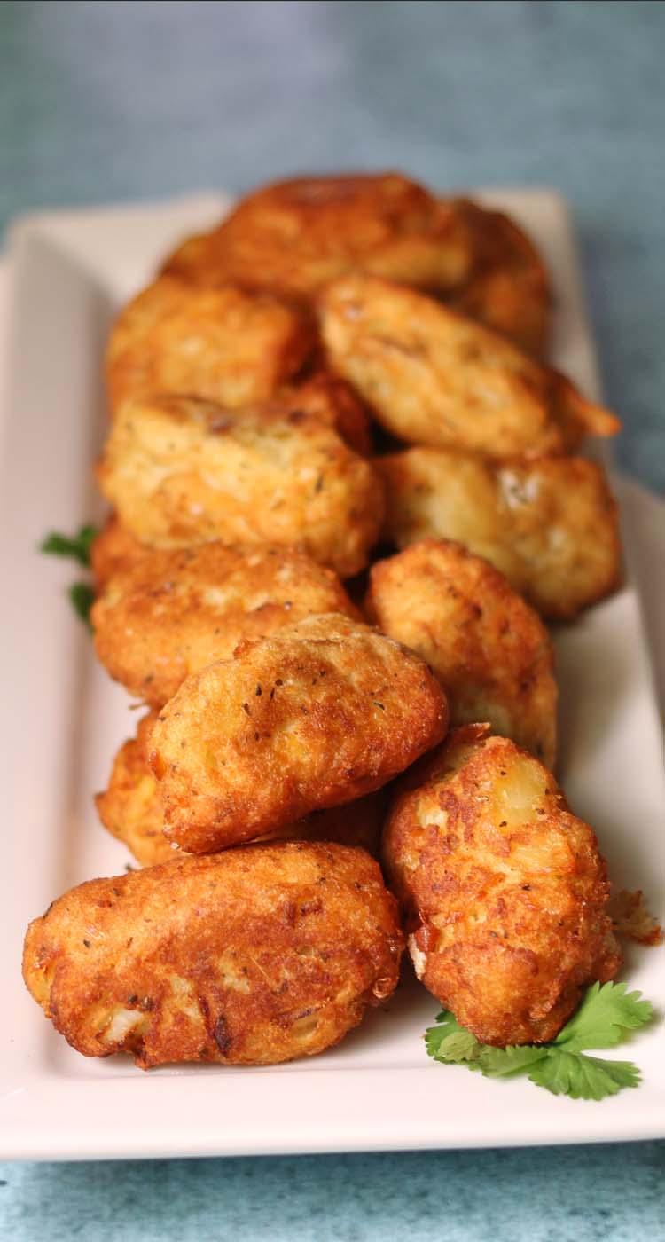 Salt Cod Fritters