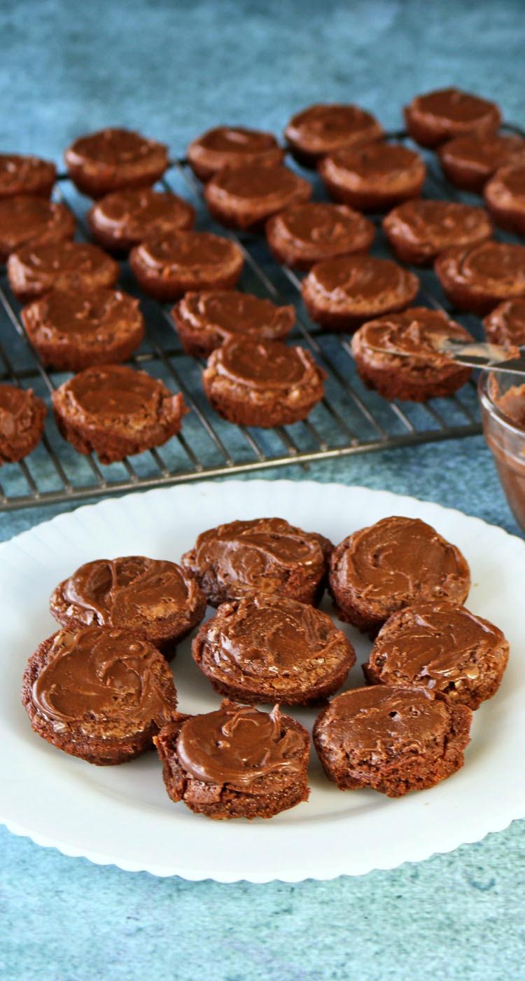 Lindt Brownie Bites