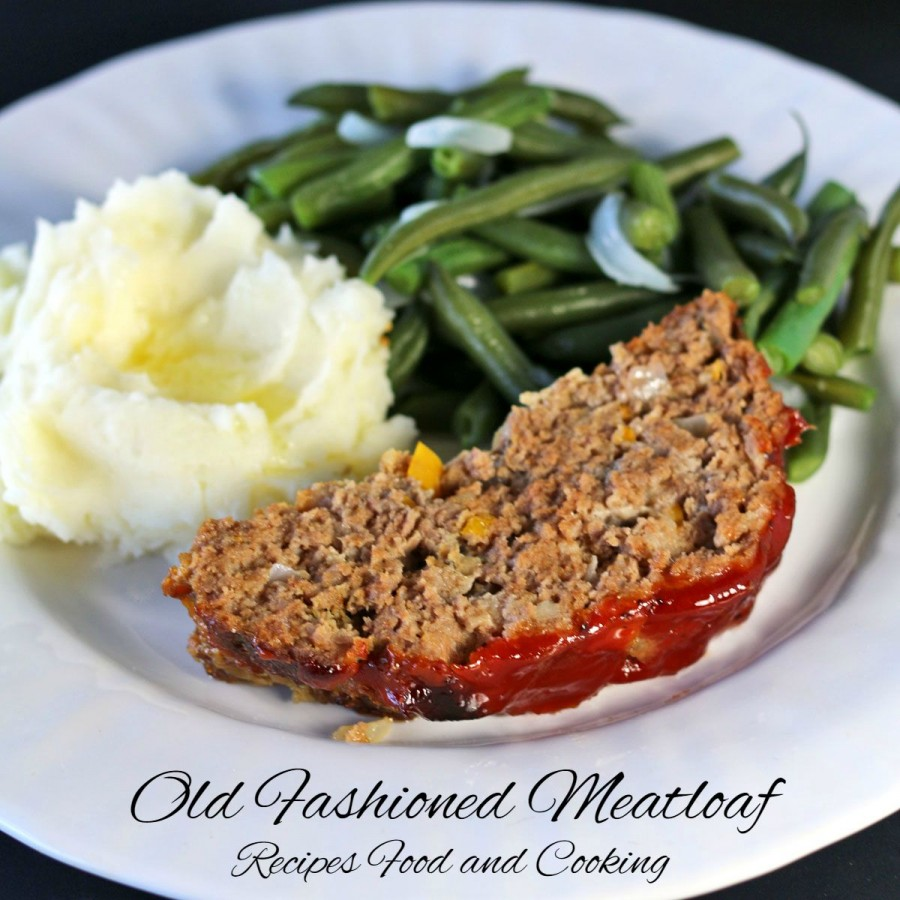 Old Fashioned Meatloaf