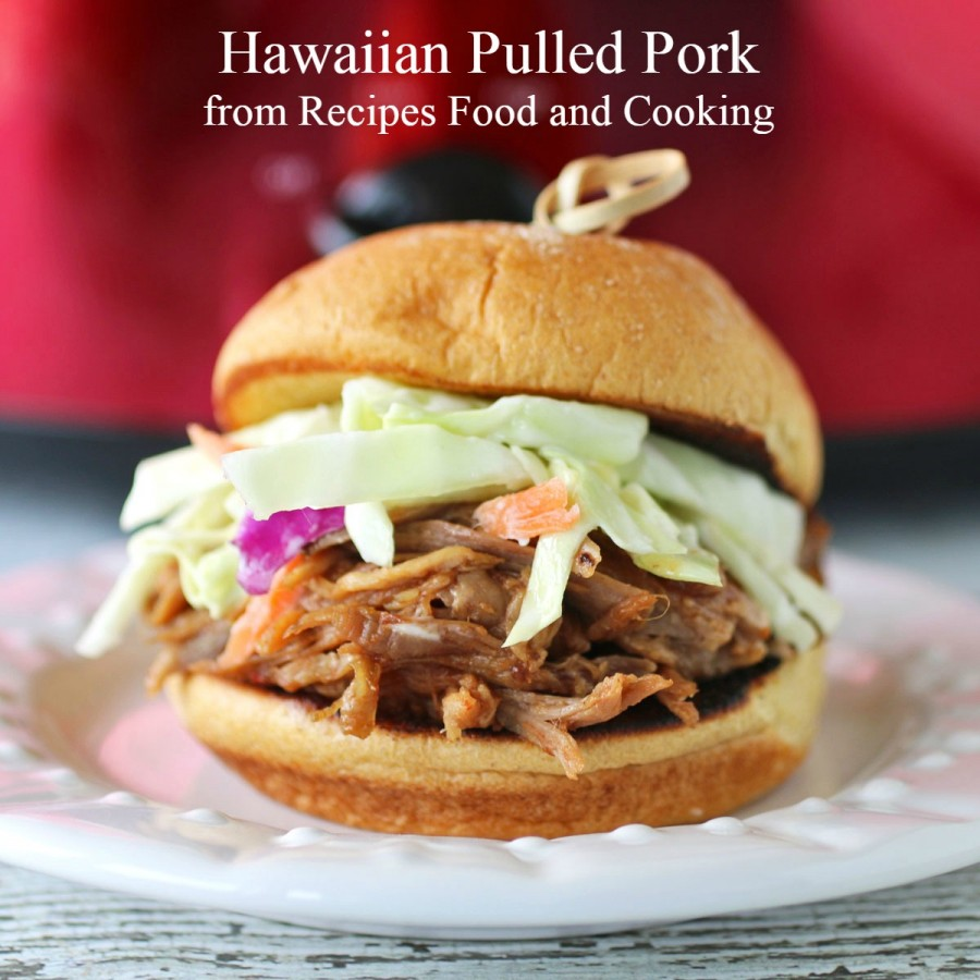 Hawaiian Pulled Pork - Recipes Food and Cooking