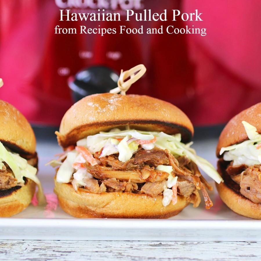 Hawaiian Pulled Pork