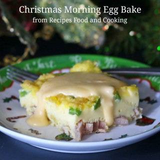 Christmas Morning Egg Bake