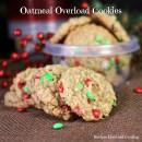 Oatmeal Overload Cookies