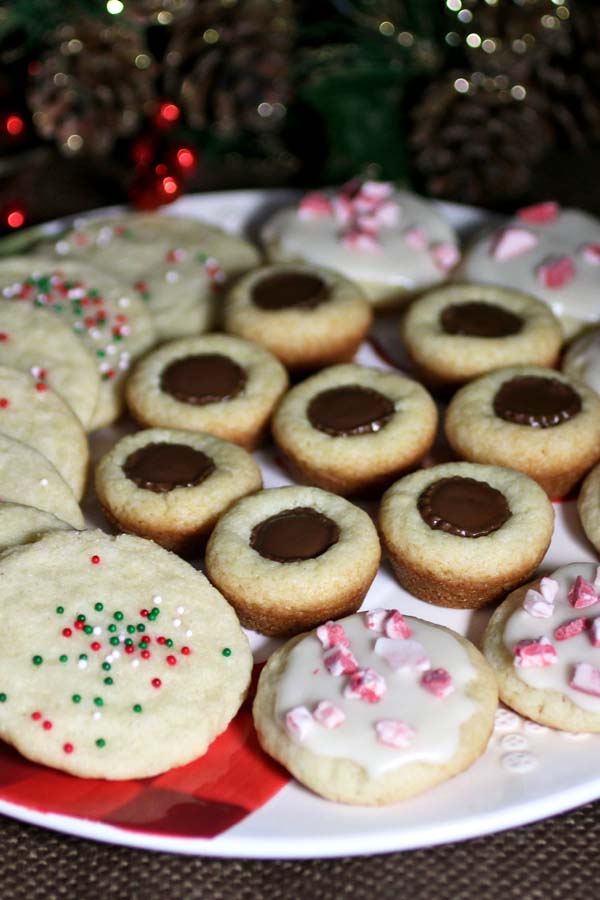 3 in One Sugar Cookies